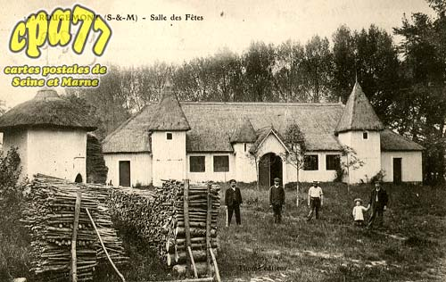 Oissery - Salle des Fêtes