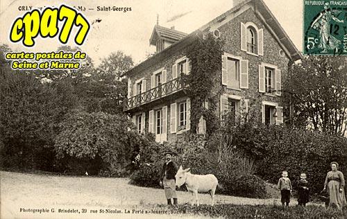Orly Sur Morin - Saint-Georges
