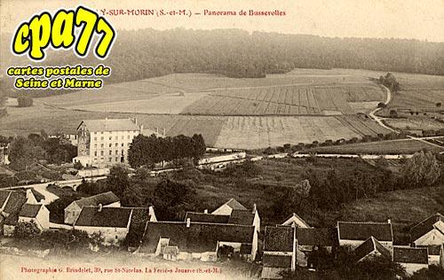Orly Sur Morin - Panorama de Busserolles