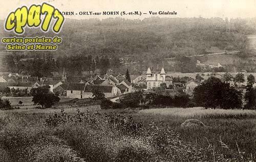Orly Sur Morin - Vallée du Morin - Orly-sur-Morin - Vue Générale