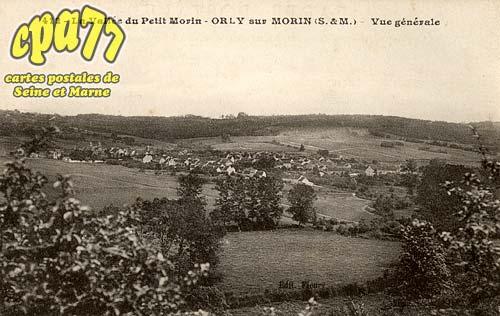 Orly Sur Morin - La Vallée du Petit Morin - Orly sur Morin (S.-et-M.) - Vue générale