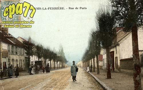 Ozoir La Ferrière - Rue de Paris