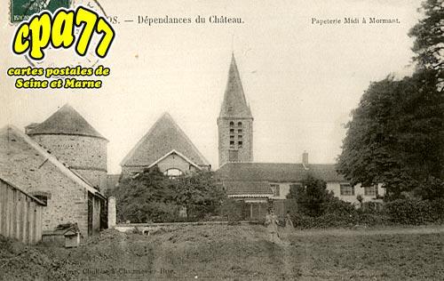 Ozouer Le Repos - Dépendances du Château