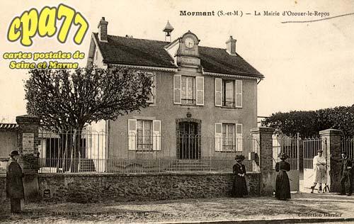 Ozouer Le Repos - La Mairie d'Ozouer-le-Repos
