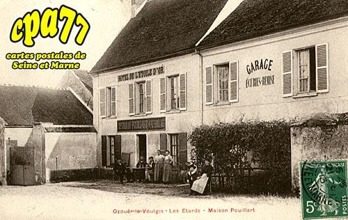 Ozouer Le Voulgis - Les Etards - Maison Pouillart