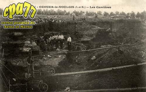 Ozouer Le Voulgis - Les Carrières