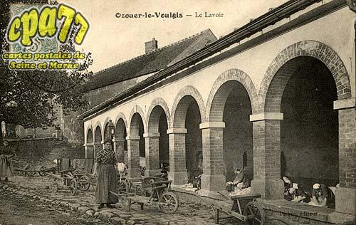 Ozouer Le Voulgis - Le Lavoir