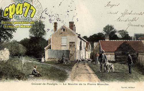 Ozouer Le Voulgis - Le Moulin de la Pierre Blanche