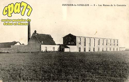 Ozouer Le Voulgis - Les Ruines de la Corroirie