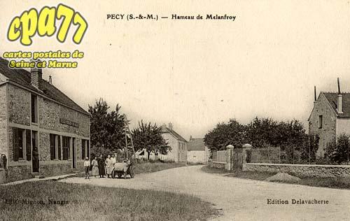 Pécy - Hameau de Melanfroy