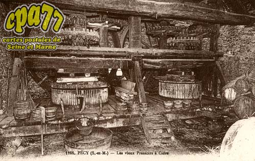 Pécy - Les Vieux Pressoirs à Cidre