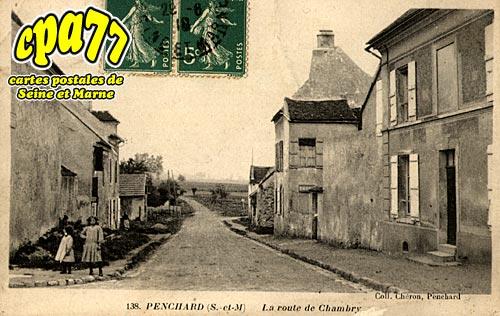 Penchard - La Route de Chambry