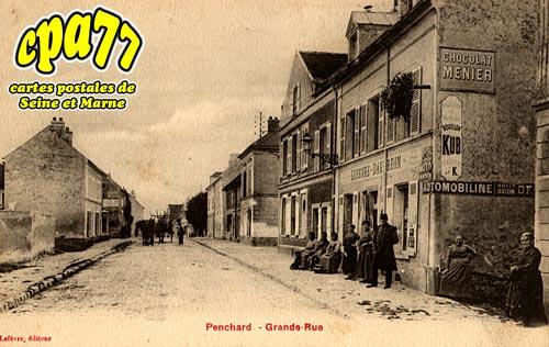 Penchard - Grande-Rue