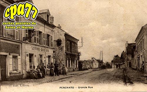 Penchard - Grande Rue