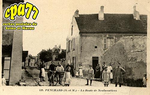 Penchard - La Route de Neufmontiers