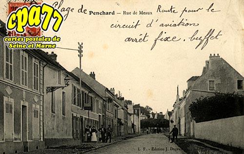 Penchard - Rue de Meaux