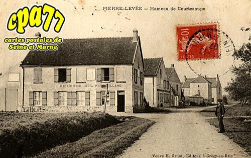 Pierre Levée - Hameau de Courtesoupe