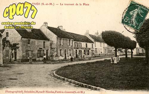 Pierre Levée - Le tournant de la Place