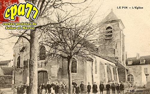 Le Pin - L'Eglise