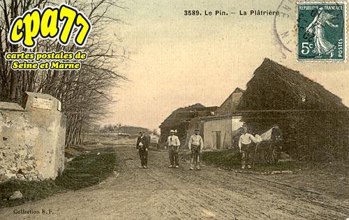 Le Pin - La Plâtrière