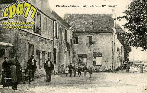 Carte postale ancienne de Le Plessis Aux Bois (77) Plessis au Bois, par Juilly (S& M) Mon  # Le Plessis Aux Bois