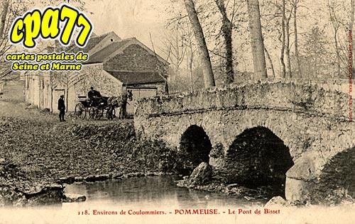 Pommeuse - Le Pont de Bisset