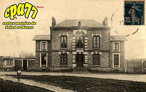 Pommeuse - La Mairie
