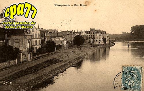 Pomponne - Quai Bizeau