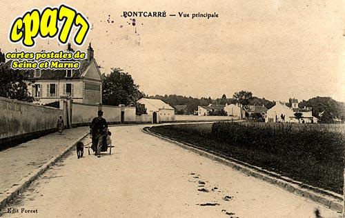 Pontcarré - Vue principale