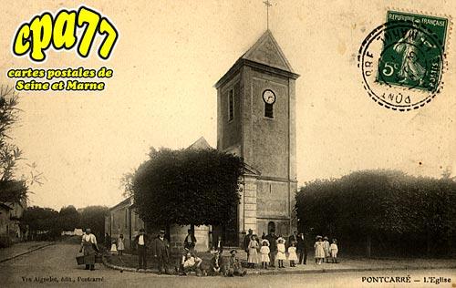 Pontcarré - L'Eglise