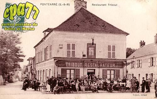 Pontcarré - Restaurant Tribout