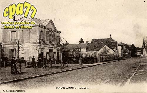 Pontcarré - La Mairie
