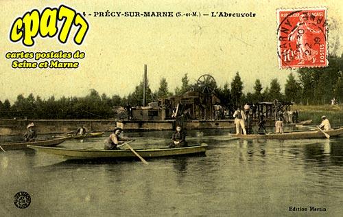 Précy Sur Marne - L'Abreuvoir