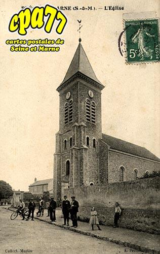 Précy Sur Marne - L'Eglise