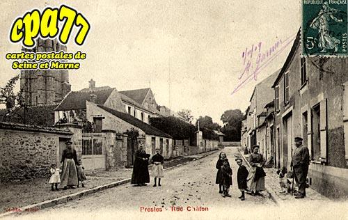 Presles En Brie - Rue Châton
