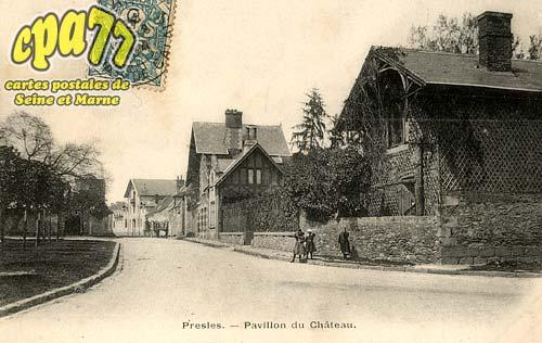 Presles En Brie - Pavillon du Château