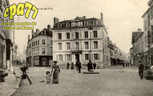 Provins - Hôtel-de-Ville