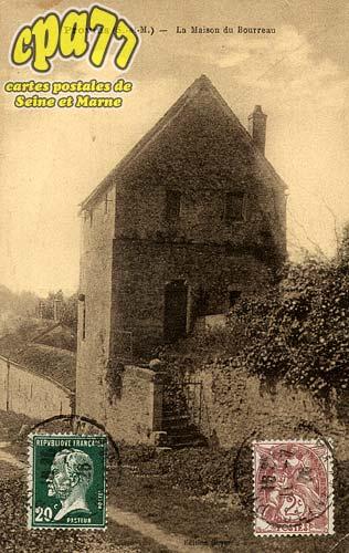 Provins - La Maison du Bourreau