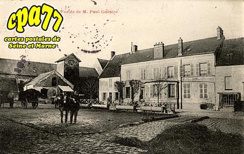 Puisieux - Ferme de M. Paul Garnier