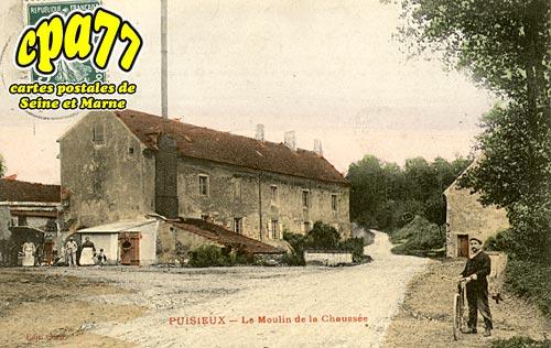 Puisieux - Le Moulin de la Chaussée
