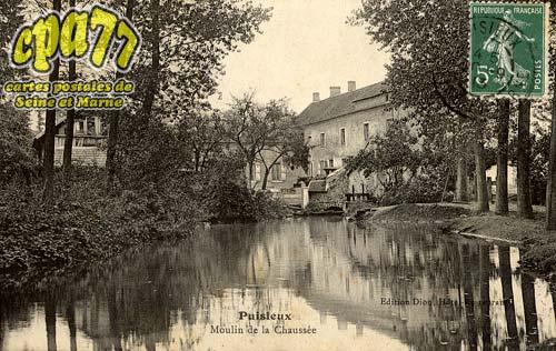 Puisieux - Moulin de la Chaussée