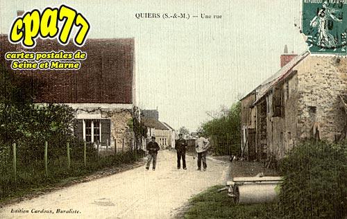 Quiers - Une Rue