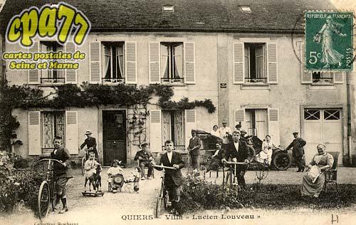 Quiers - Villa