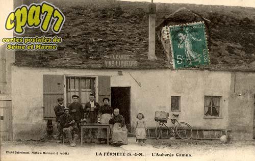 Quiers - La Fermeté - L'Auberge Camus