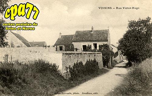 Quincy Voisins - Rue Victor-Hugo