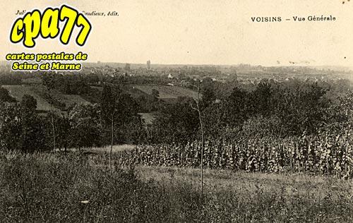 Quincy Voisins - Vue générale