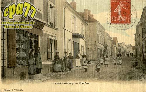Quincy Voisins - Une Rue