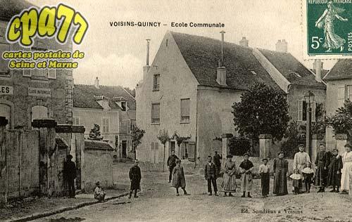 Quincy Voisins - Ecole Communale