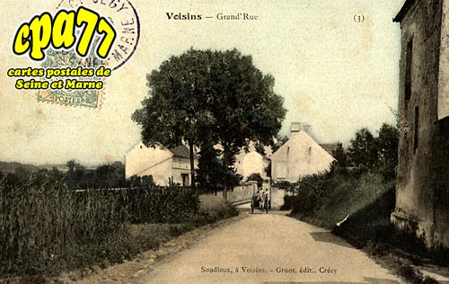 Quincy Voisins - Grand'Rue