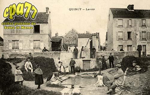 Quincy Voisins - Lavoir
